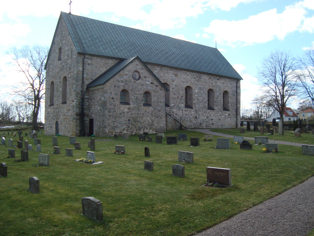 Halltorp church, Småland province, Sweden, 2012.