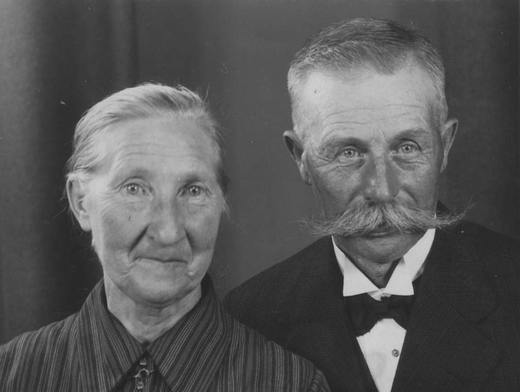 Karolina and Karl Lindros.
