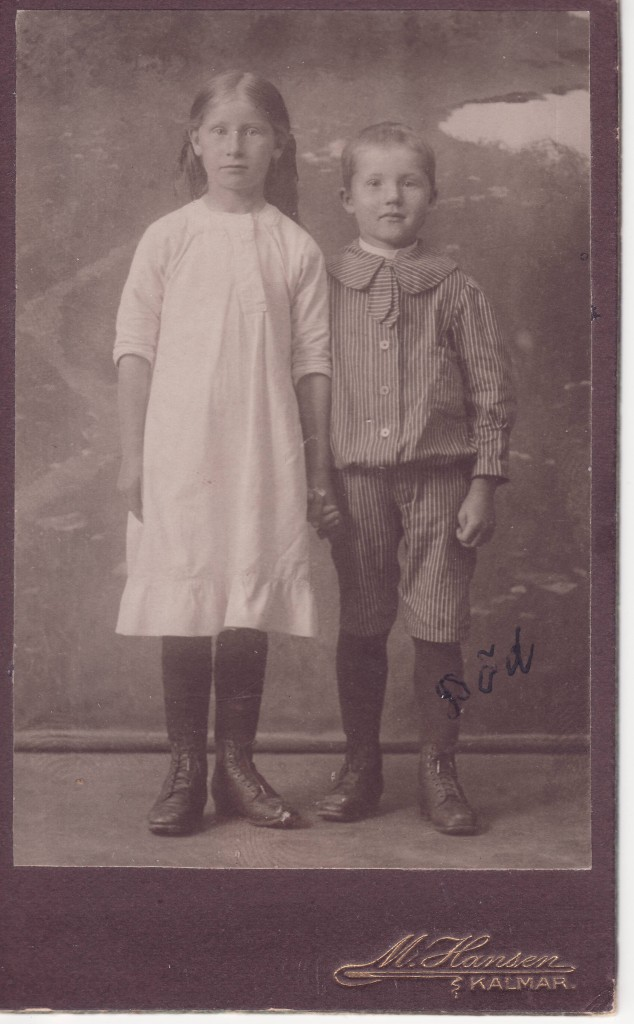 Nanny and Åke Lindros.